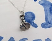 Wax Seal Fob Necklace by FABLE AMORE