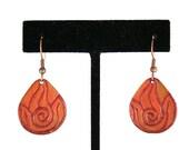 Fire Nation Earrings