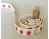 One Sale - 5 meters Zakka handmade icons sewing fabric tape