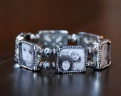 Custom Photo Bracelet - 6 Photos