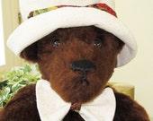 Oliver Bear - OOAK 16 inch Teddy Bear
