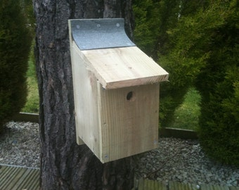 Set of 8 Make your own Bird Box Kits.
