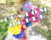 Custom Listing - Reserved for Catherine
