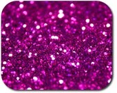 Glitter fabric Metallic FUCHSIA PINK Super sparkly 210mm x 297mm, 8.3inches x 11.7inches