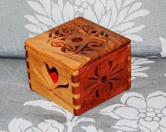 Decorative Potpourri Box