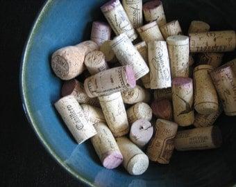 50 Used Wine Corks