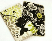 Tea Wallet or tea holder: Customize fabric