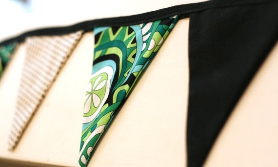 St. Patrick's Day banner, garland: READY TO SHIP