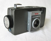 extremely cool vintage 60s Kodak Instamatic s-10 camera