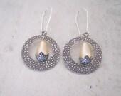 Earrings, Drop Earrings, Dangle earrings, Pearl Drop, Tear drop earrings, wedding jewelry, Bridal earrings, Hoop, Mother's day, Gift
