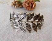 True Love  Vintage Branch Bracelet, Friendship Bracelet, Charm Bracelet , Leaf Bracelet, Wedding bracelet, Gift, Bronze pearls,
