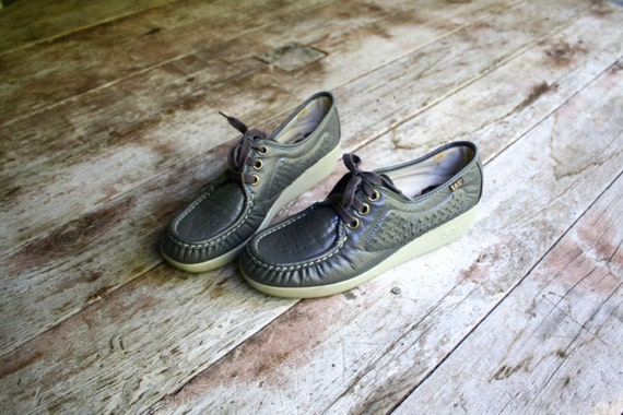 vintage 1970s To Market granny loafer wedge shoes (8 or 8.5)