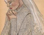 Princess Grace... 5x7 matte print