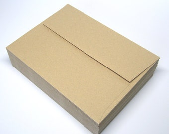 A7 Envelopes GINGER Set of 25 Stationery Supplies Weddings SUMMER SALE