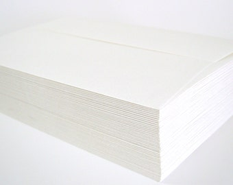 A7 Envelopes Soft White 25 pack Stationery Wedding Invitation Quality Envelopes SUMMER SALE