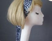 Hair scarf - Multi size - Blue