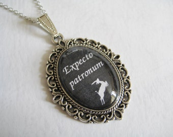 Expecto Patronum Necklace