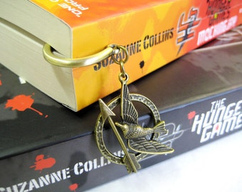 Bird and Arrow Bookmark