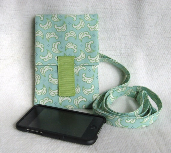 SeaGlass Green Cell Phone / iPod / Smartphone Case
