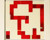 Broken Circuit  -  Original Oil Painting - Framed  -  GrahamHeffernan