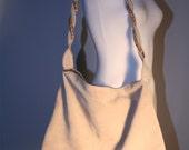 Vintage Large Slouchy Suede Handbag Shoulderbag