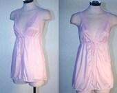 Vintage Camisole Lingerie Babydoll Top