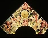 Botticelli Pyramid Clock...