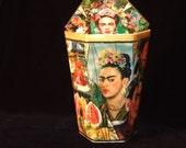 Frida Kahlo Decorative Bo...