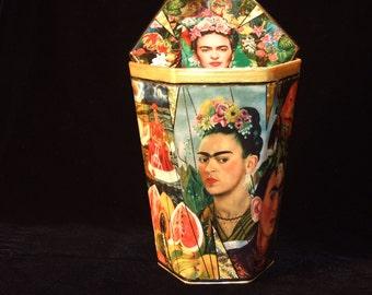 Frida Kahlo Decorative Box