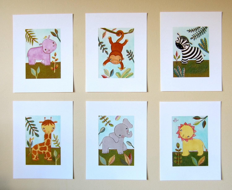 Popular items for kid wall art nursery on Etsy