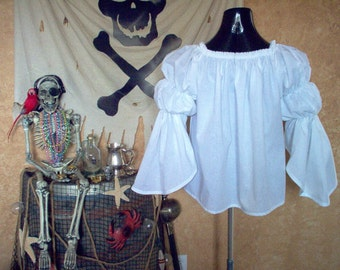 Renaissance Pirate Chemise Available In Other Colors