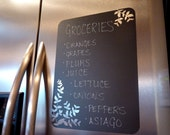 Chalkboard Vinyl Wall Decal - Great for the kitchen, office or anywhere in your home