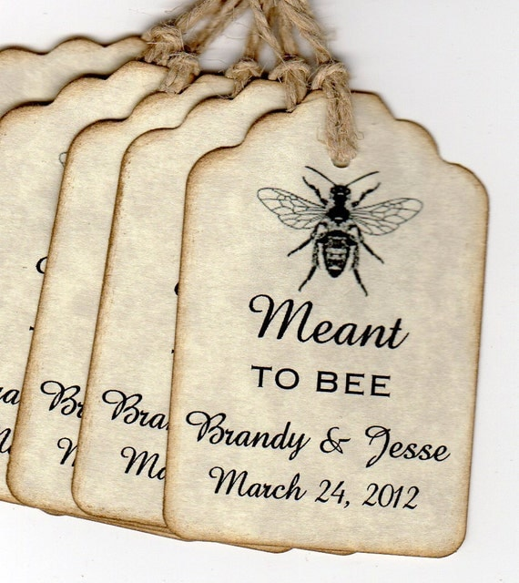 Personalised Wedding Gift Tags : Personalized Wedding Favor Tags Wedding Gift Tags Wedding Wish Tags ...