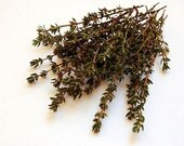 Dried Thyme Leaves - Organic ~ 2 ounces