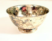 Vintage Silver Plate Bowl