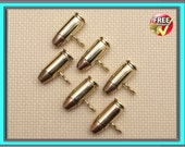 Bullet buttons, toggles, steampunk clothing, military