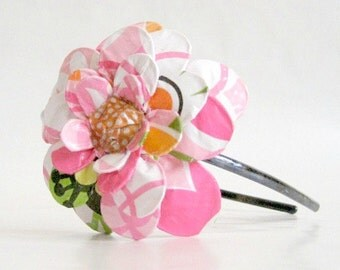 Just A Bloom Daisy Paper Mache Headband