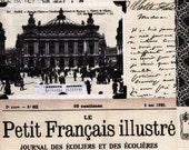April in Paris - Timeless Treasures - Half Yard
