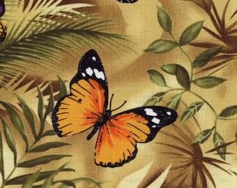 Butterfly Rain - Timeless Treasures -  Fat Quarter