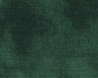 Deep Green - Blank Textiles  - 1 yard - More Available - Must Go - BTY
