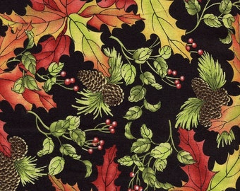 Autumn Countryside - Blank Quilting - Fat Quarter