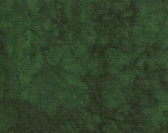Dark Green Handspray - RJR Fabrics - Fat Quarter