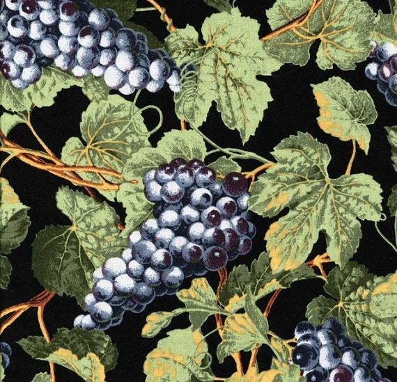 Vineyard Harvest - Fabric Traditions  - 1 yard - More Available