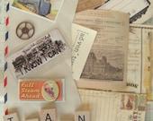 Vintage Railroad Inspiration Kit \/\/\/  Reserved For kristakeltanen \/\/\/