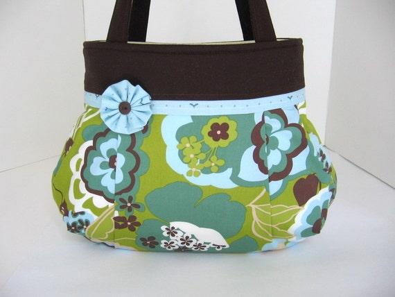 Caitlin Pleated Bag
