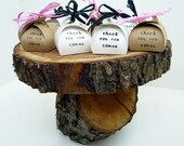 Wedding - Events - Party Favors - handmade caramel candies - your choice of flavors