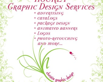 Hourly Graphic Design Services