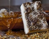 Honey Bee Pollen Hand-Crafted Soap