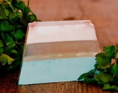 Pineapple Cilantro, Hand-Crafted Soap Island Yellow Green Unisex Glycerin