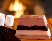 S'mores Hand-Crafted Soap
